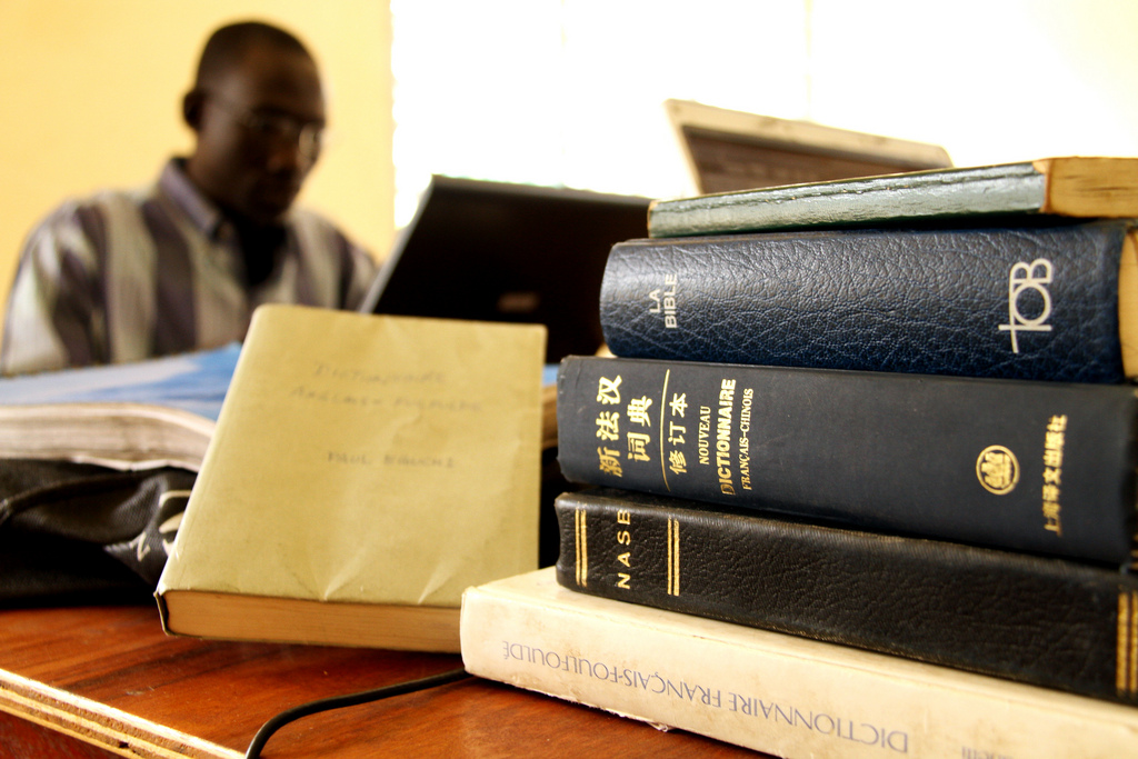 Bibles in other languages