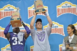Kohlhausen's Only Start For TCU Was One For The Record Books