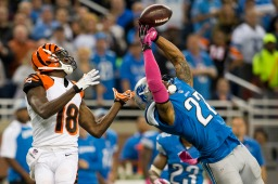 Detroit Lions Safety Glover Quin Talks With Us About The Importance Of Trust And His Love Of HGTV