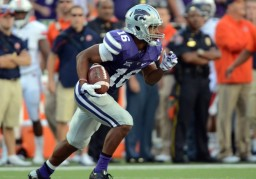 WILLIAM V. CAMPBELL TROPHY FINALIST: Kansas State's Lockett Follows Father's Footsteps With Business Degree And Record Setting Performances